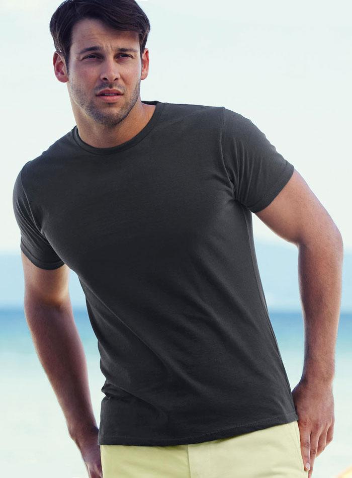Přiléhavé tričko na tělo