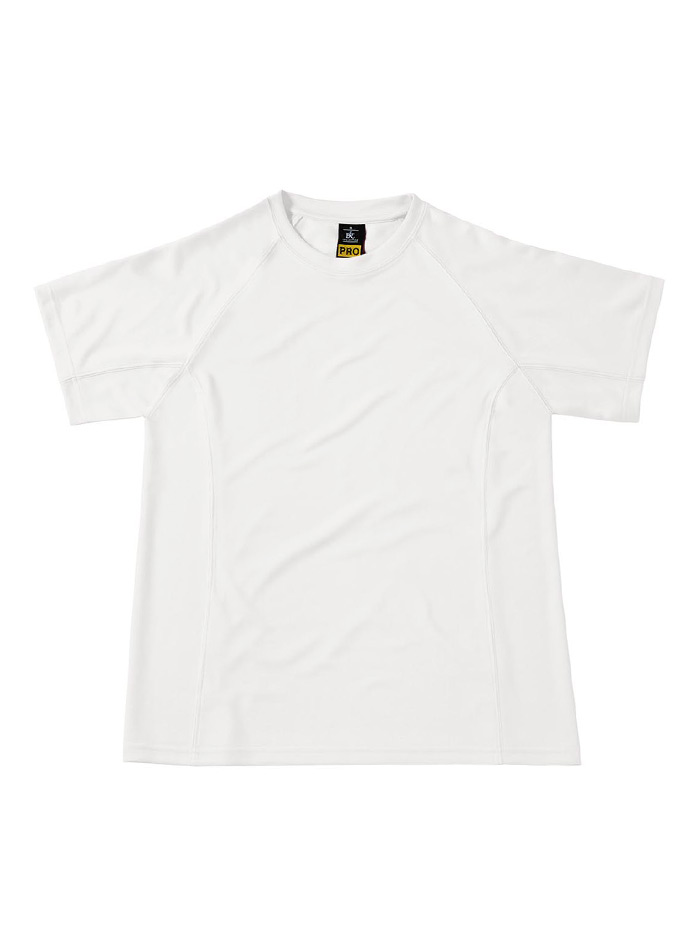 Funkční pracovní tričko - Bílá S