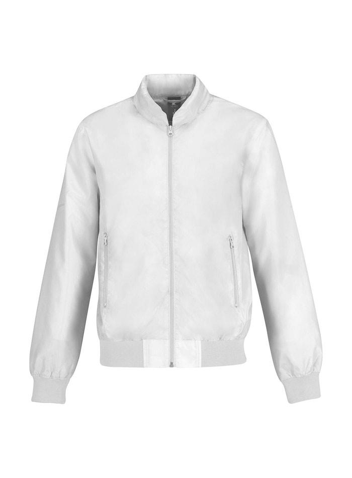 Pánská bunda Trooper - Bílá S