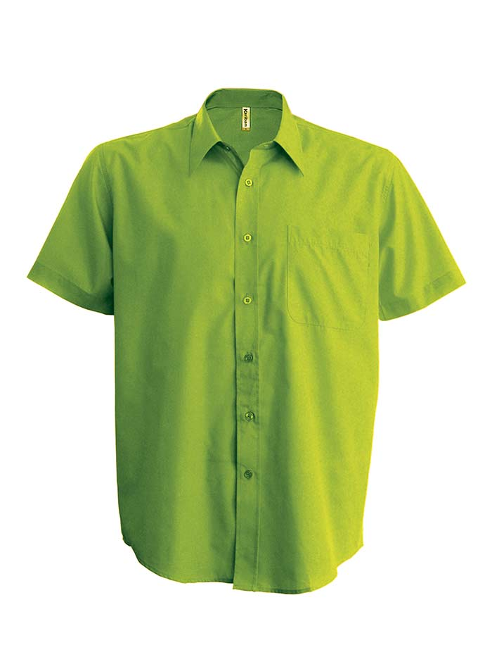 Košile s krátkým rukávem Kariban