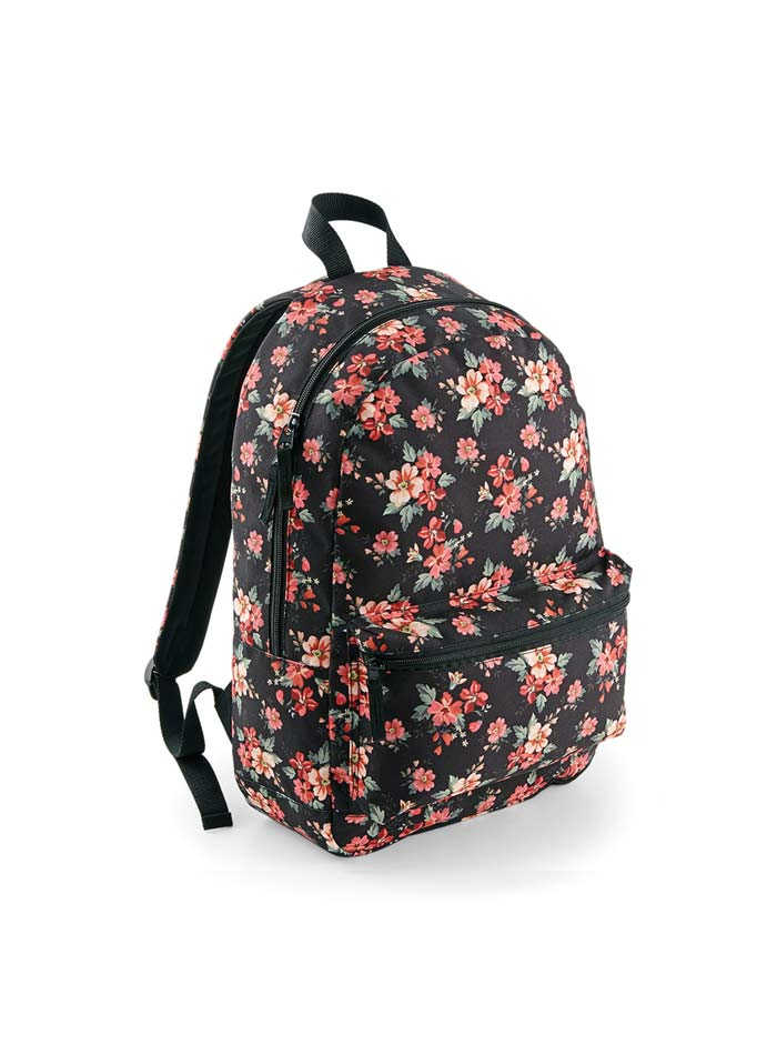 Batoh Graphic - Barevné květy univerzal