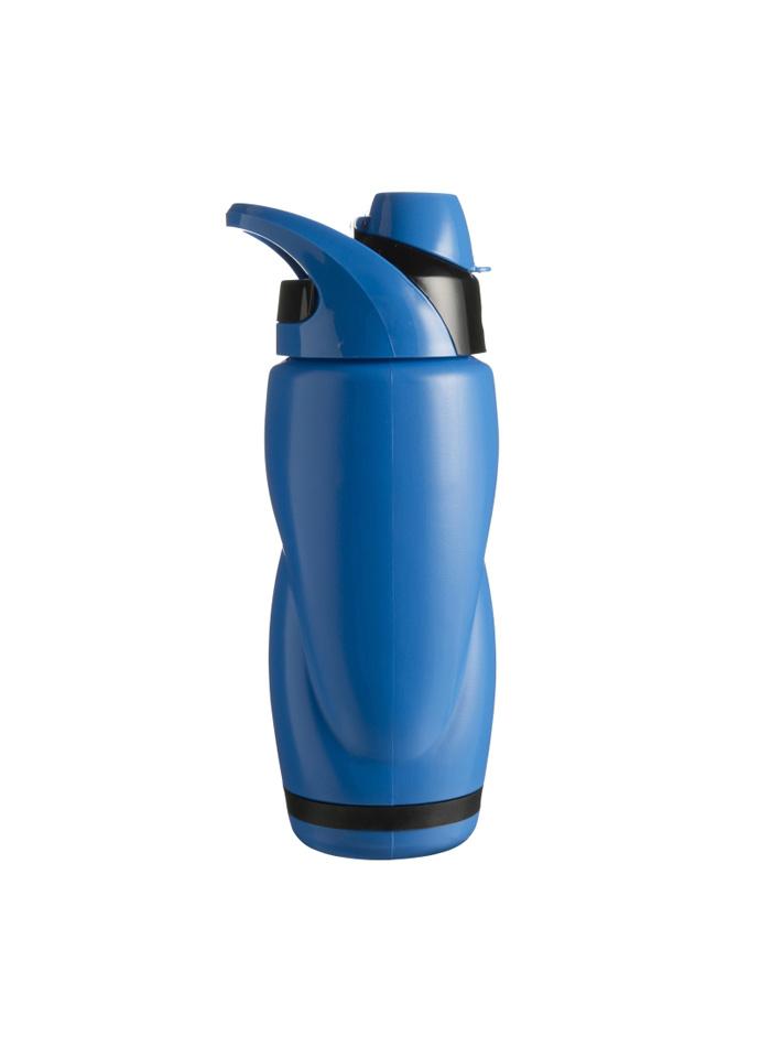 Plastová láhev na pití - Královská modrá univerzal