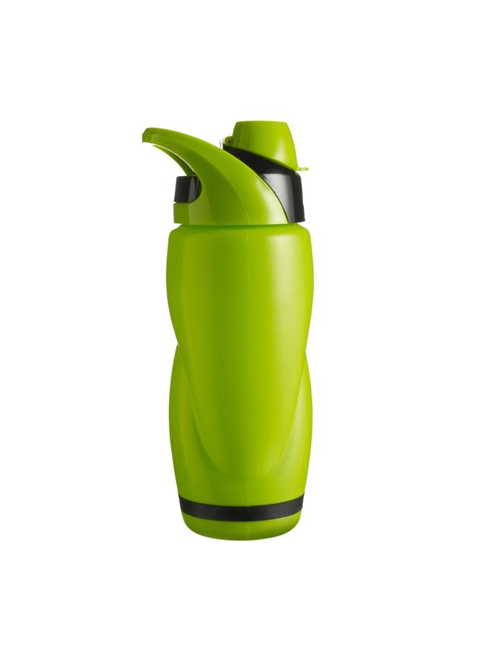 Plastová láhev na pití - Žlutozelená univerzal