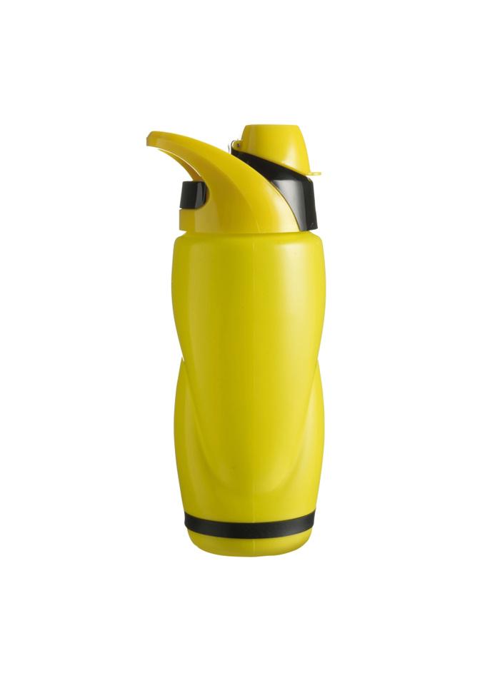 Plastová láhev na pití - Žlutá univerzal