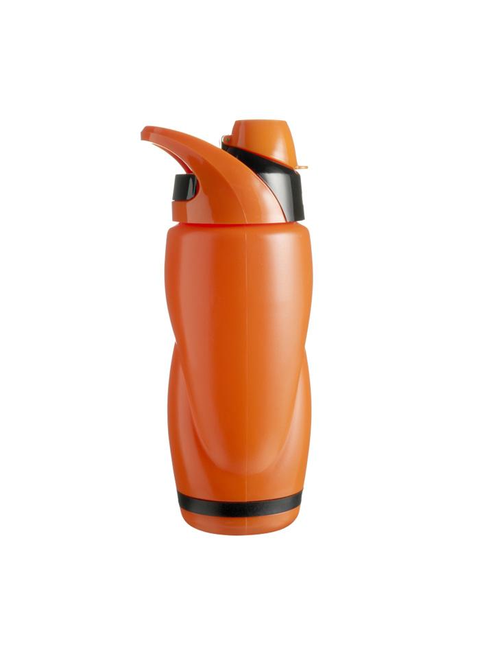 Plastová láhev na pití - Oranžová univerzal
