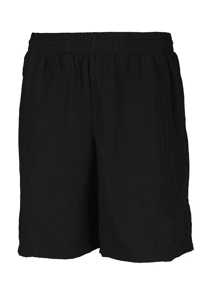 Pánské sportovní šortky - Černá XXL