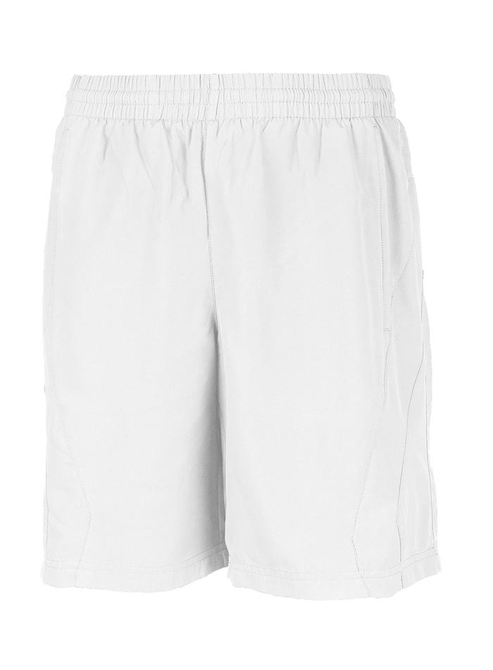 Pánské sportovní šortky - Bílá XXL