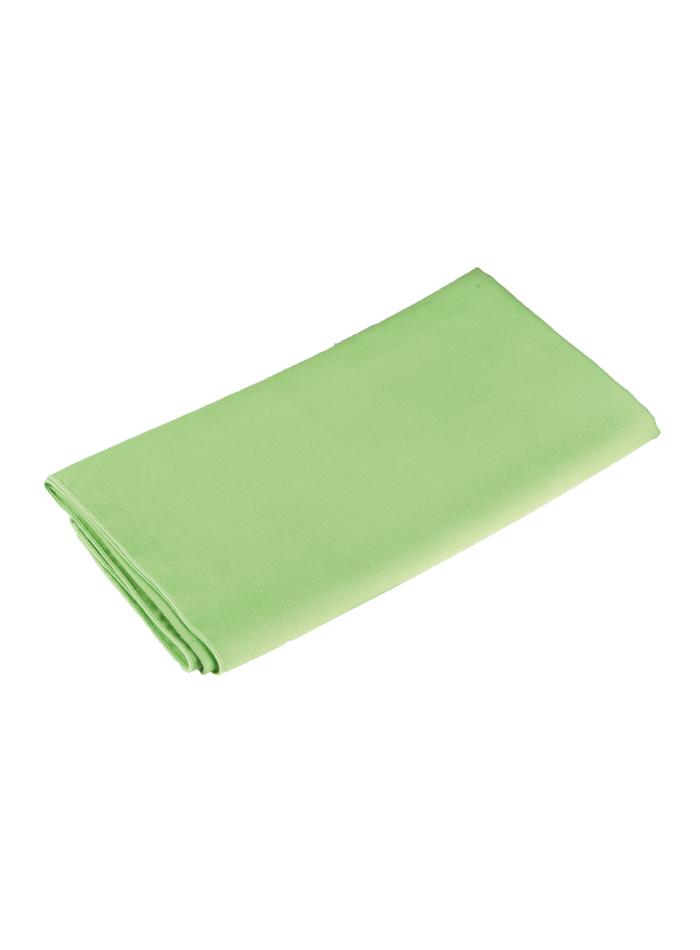 Cestovní rychleschnoucí ručník - Žlutozelená univerzal