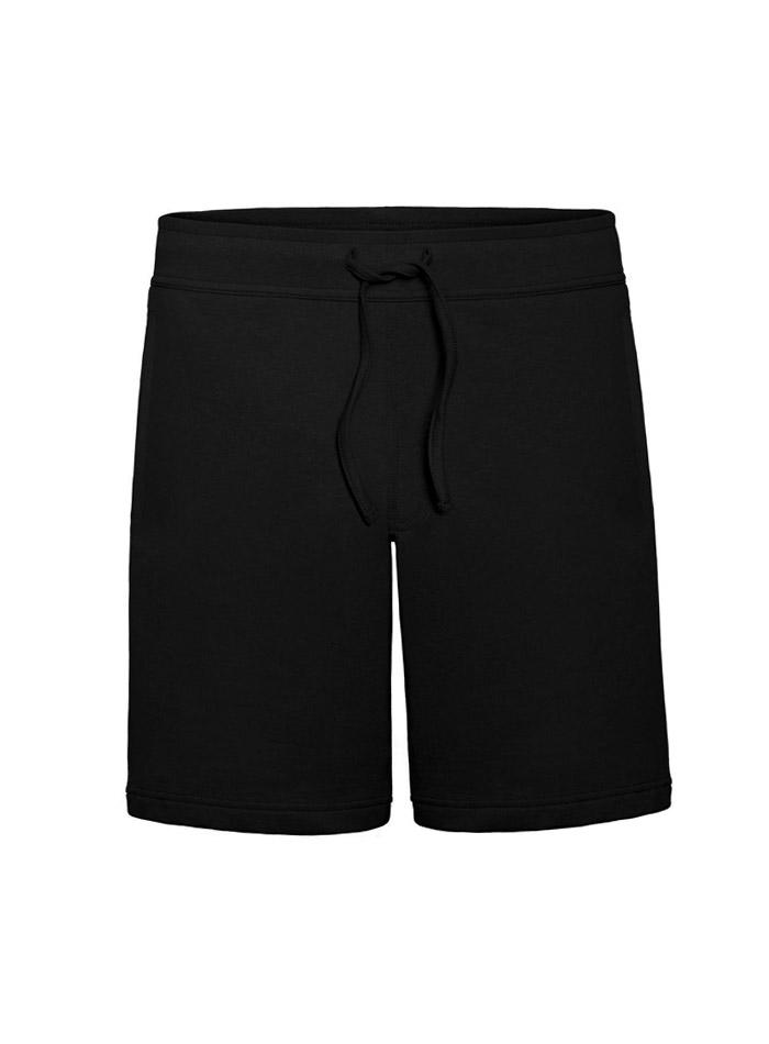 Pánské letní šortky - Černá XXL