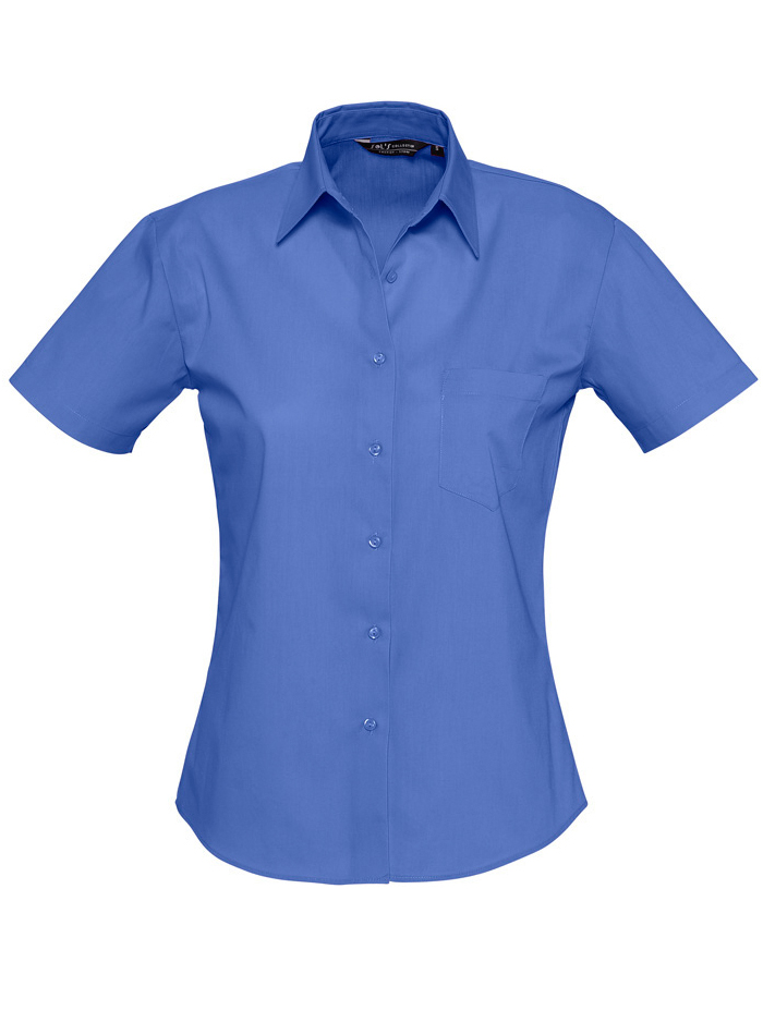 Dámská košile Energy - Světle modrá XXL