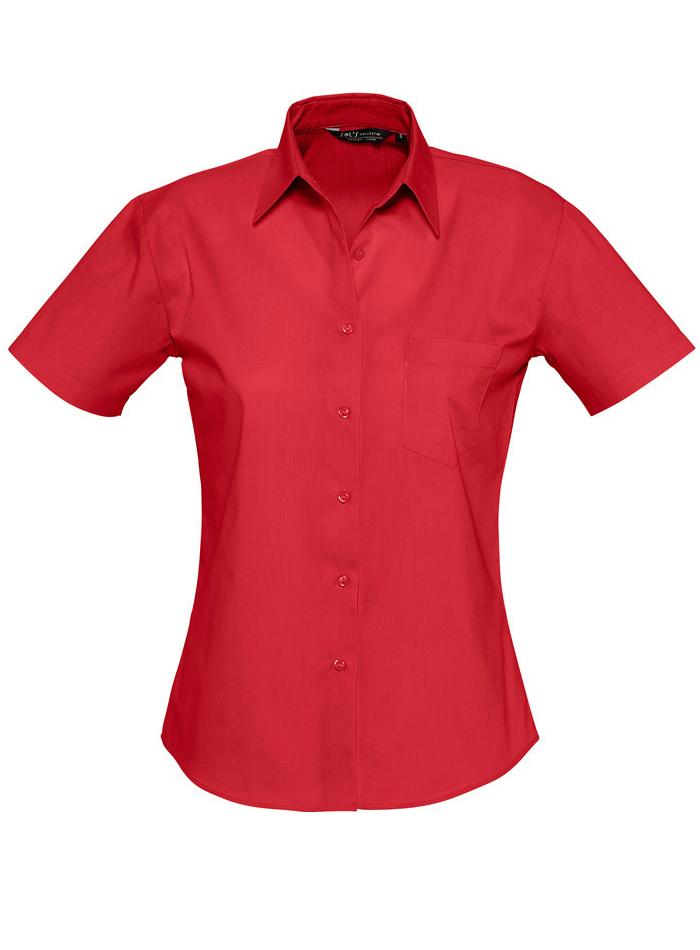 Dámská košile Energy - Červená XXL