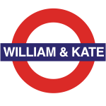 William and Kate - Tube