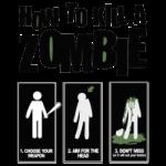 How to Kill Zombie
