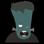 Frankenstein Karikatura