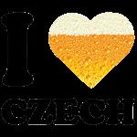 I love czech beer