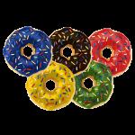 Donut olympics