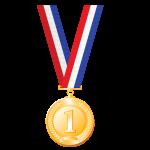 První místo
