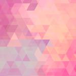Sladce geometrický vzor