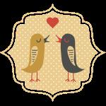 Zamilovaní ptáčci