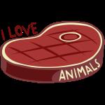 I love animals