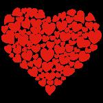 Heart inlove