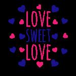 Sladká láska