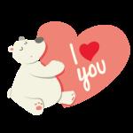 Medvídek I Love You