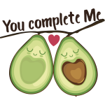 you complete me