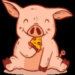 PIG SMILE