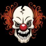 Strašidelný klaun