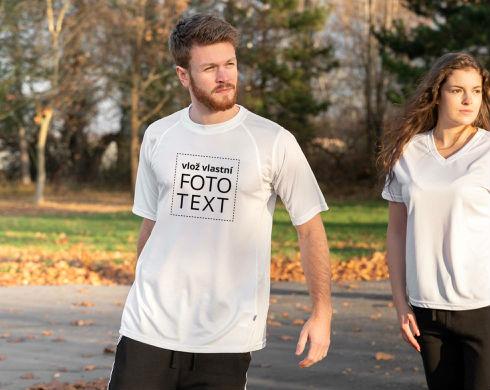 Vytvoř si vlastní pánské sportovní tričko b85f8e1c78