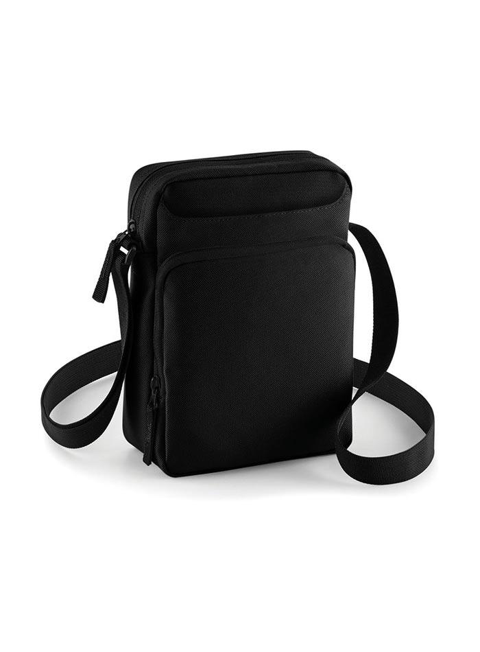Crossbody taška Bagbase - černá univerzal