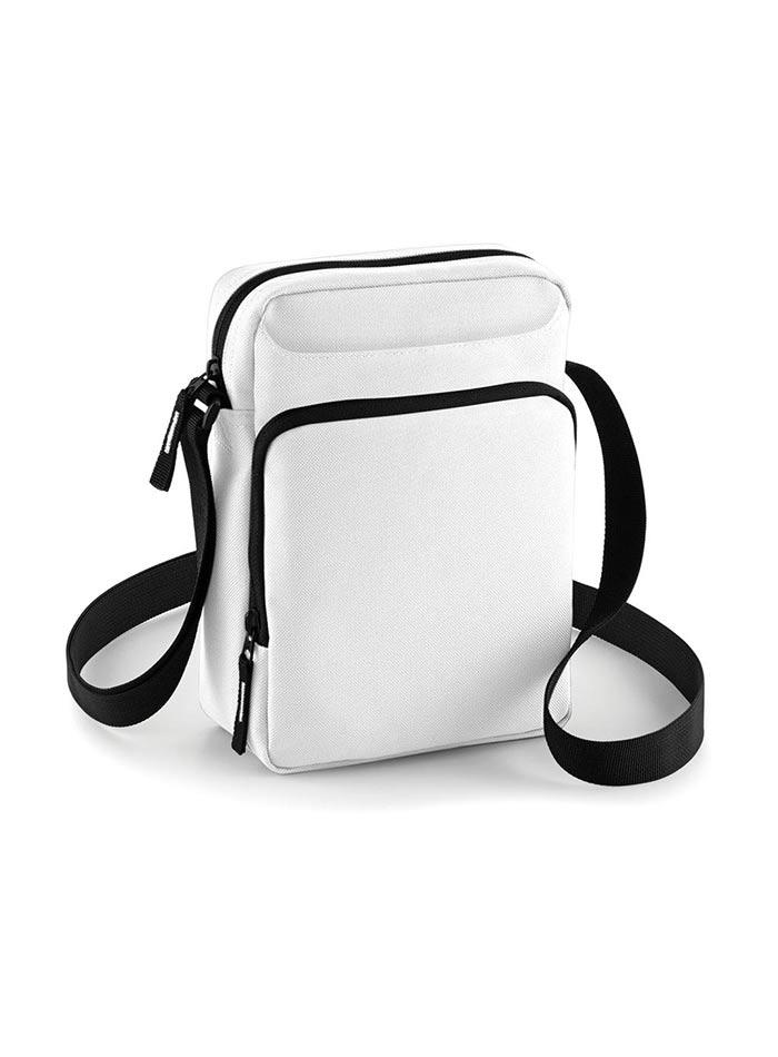 Crossbody taška Bagbase - Bílá univerzal