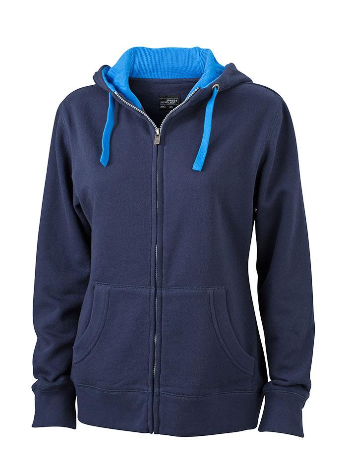 Dámská mikina Lifestyle - Námořní modrá S