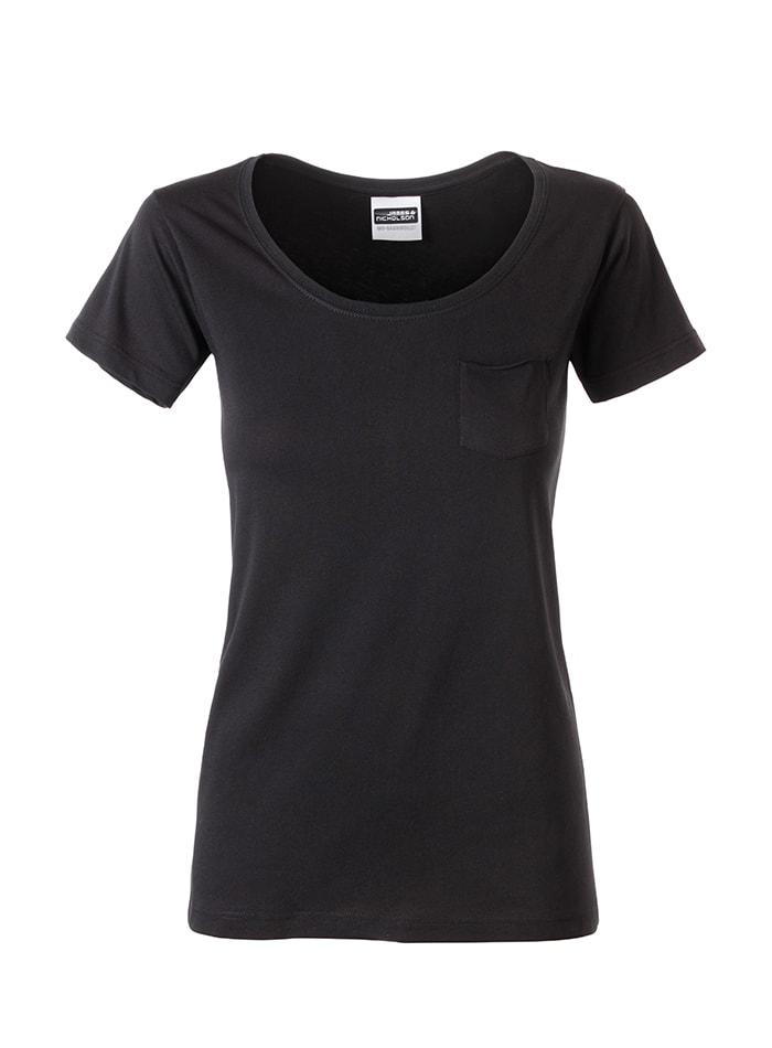 Dámské tričko JN - černá S