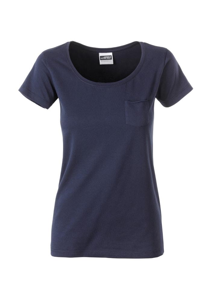 Dámské tričko JN - Námořní modrá S
