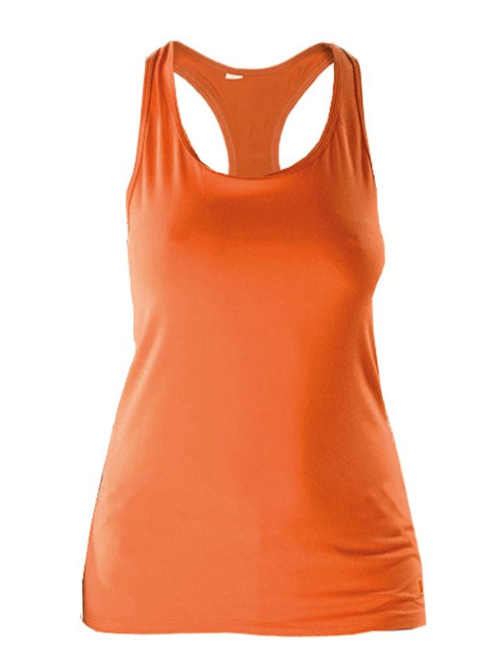 Dámské tílko Kariban - Oranžová M