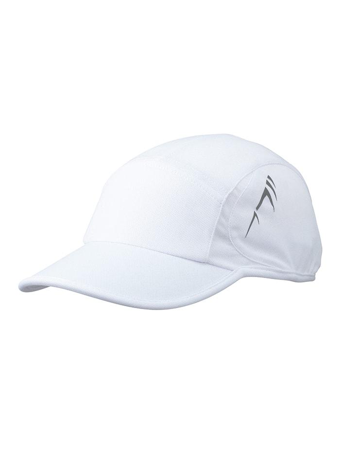 Sportovní kšiltovka - Bílá univerzal