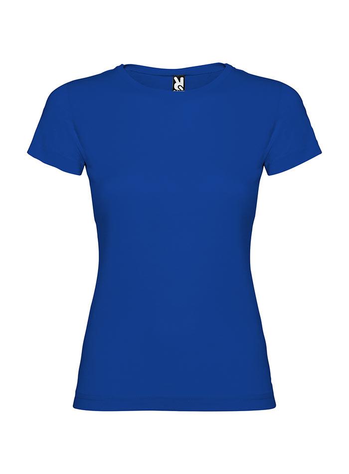Dámské basic tričko Jamaica - Královská modrá XXL