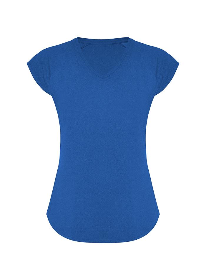 Dámské sportovní tričko Avus - Královská modrá XXL