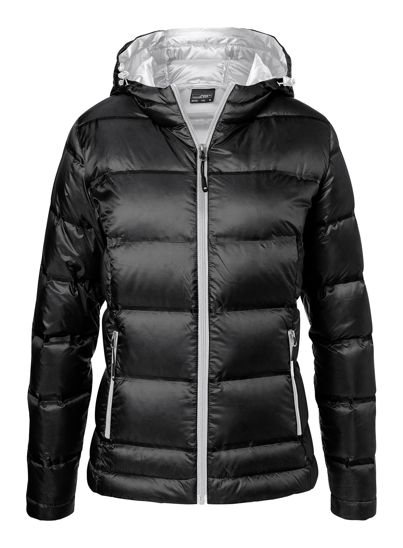 Dámská zimní bunda - černá M