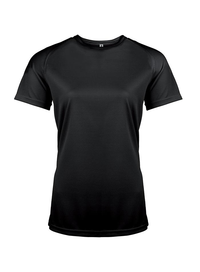 Sportovní tričko ProAct - černá XS