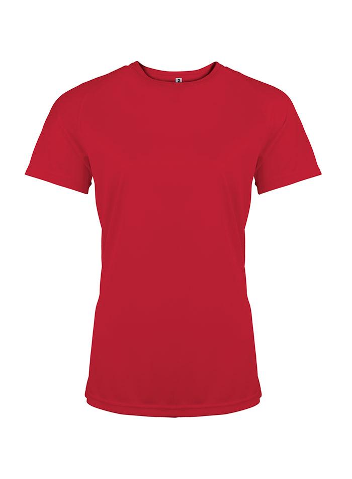 Sportovní tričko ProAct - Červená XS