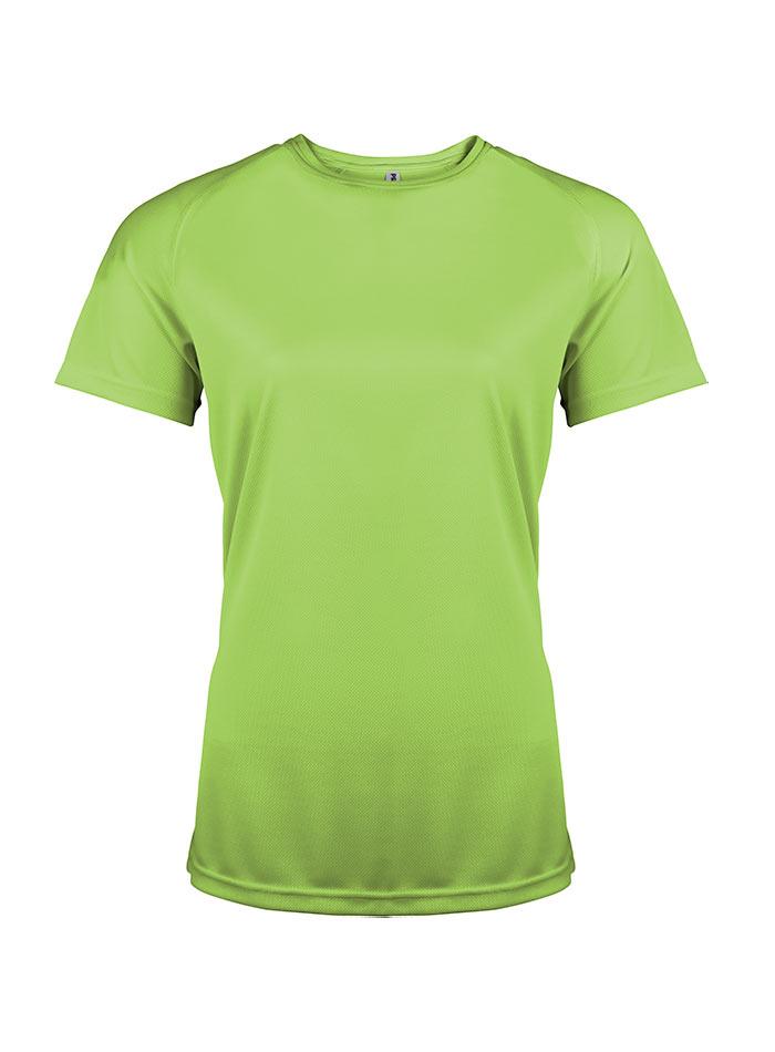 Sportovní tričko ProAct - Limetková M