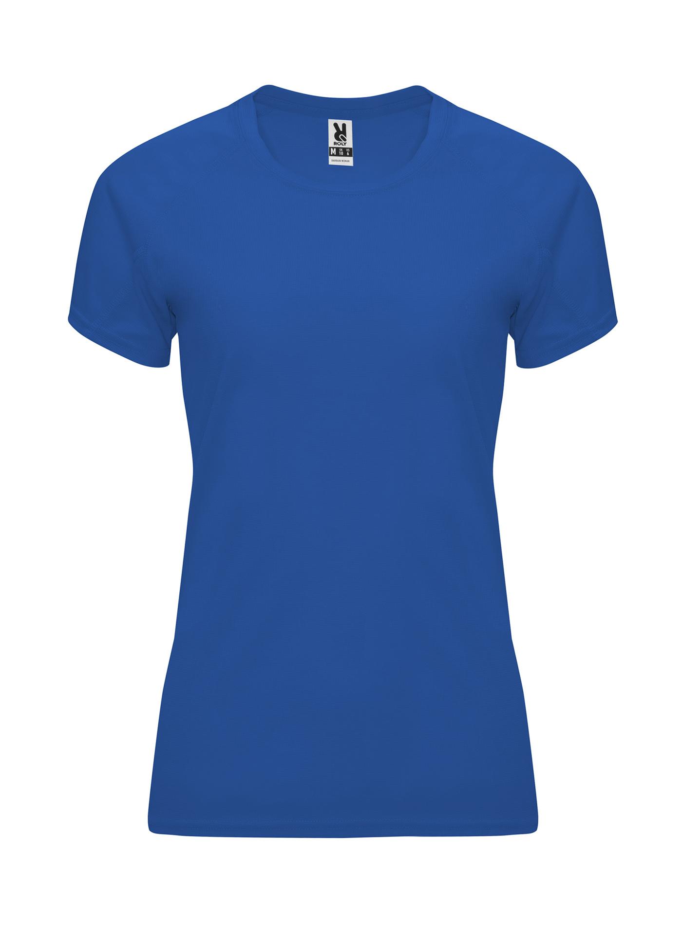 Dámské sportovní tričko Bahrain - královská modrá XXL
