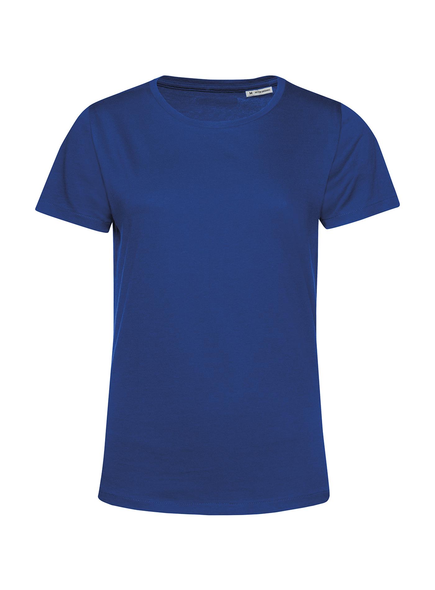 Dámské tričko Organic B&C - Královská modrá XXL
