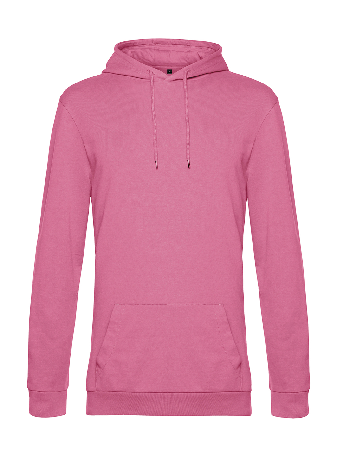 Pánská mikina Terry - Růžová M