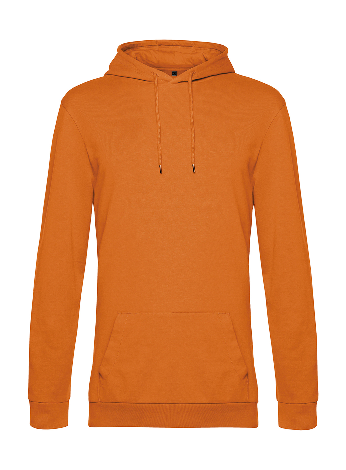 Pánská mikina Terry - Oranžová XXL