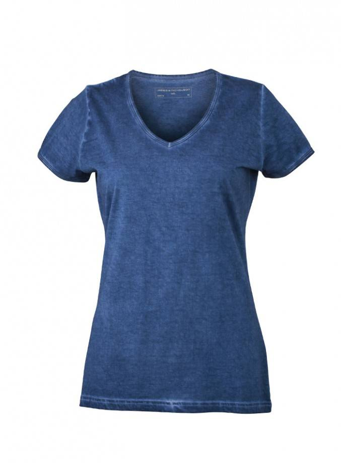 Tričko Gipsy - Modrofialová XL