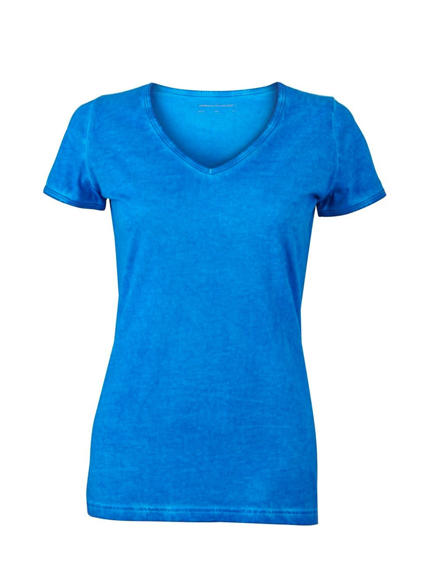 Tričko Gipsy - Blankytně modrá S